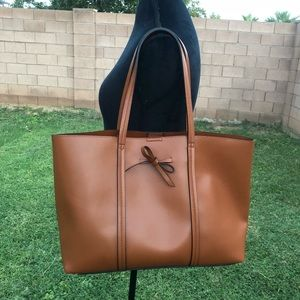 1bd7da8c5 Sole Society Bags - Sole Society Nico Vegan Oversize City Tote bag